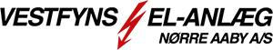 Vestfyns El-Anlæg Logo